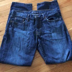 Lucky brand men's jeans 33x33